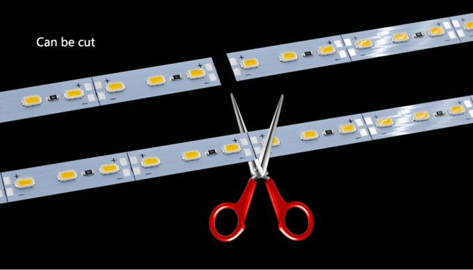 Exhibition Stands Rigid LED Strip AC 220V 5630smd 3700K - 6500K