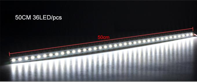 2835/5730 Rigid LED Strip Backlight For Frame 3 Years Warranty Free Sample
