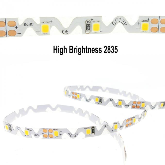 5M 300 LED SMD 2835 Led Backlight Strip Channel Letters Advertising