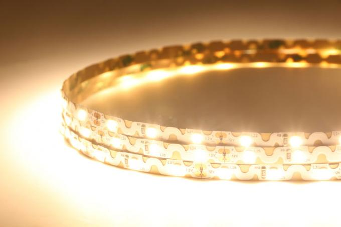 High Efficiency SMD2835 12V Bendable Flexible Led Strips S-Type