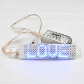 China APP And Bluetooth Controlled Battery Operated Led Strip Lights USB Rechargeable supplier
