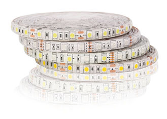 China Rgb Flexible 5050 LED Strip Lights / Colour Changing Led Strip Light Kit supplier