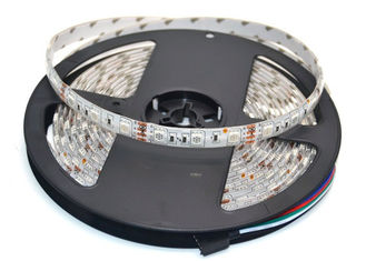 China 16.4FT 5M SMD 5050 Waterproof Rgb Led Light Strips Color Changing Flexible supplier