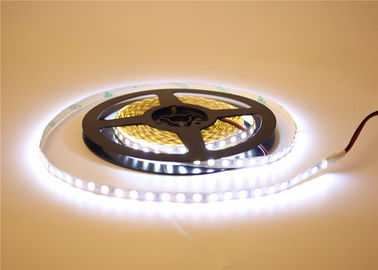 China DC12V 2835 Flexible 5mm LED Strip 5M 120led/M White Warm White Blue Green Red IP20 No Waterproo supplier