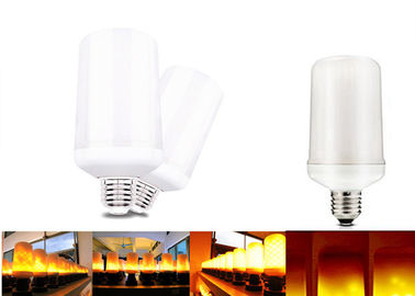 China LED Flame Light E26 Led Flicker Flame Light Bulbs 99pcs 2835 LED Beads Simulated supplier