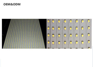 China 3.28ft SMD 5630 Rigid Led Light Bar Aluminum PCB IP20 Non Waterproof 1 Meters DC 12V supplier