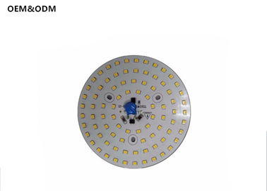 China AC 220V 5730 LED Ceiling Lig15W 80MM Integrated IC Needn't Driver SMD High Voltage supplier