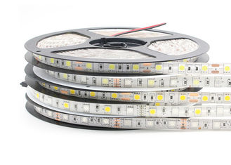China CE ROHS 5050 60leds/M 12v Rgb LED Strip Lights Waterproof Multi Color Rgb Led Tape supplier