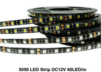 China Unique Dc12v 5050 Smd Rgb LED Strip Lights With CE Certificate supplier
