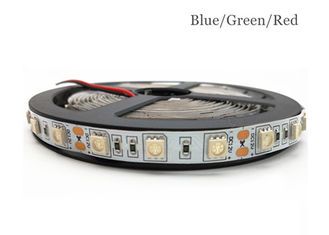 China 4000k Led Strip 5050 RGB Outdoor Led Strip Lights Waterproof With IP66 Silicone Tube supplier