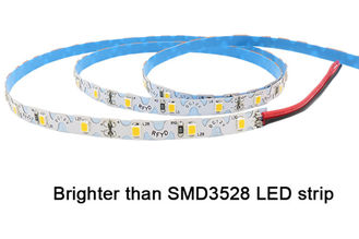 China Warm White 5050 Led Strip Lights 6mm 5M/Lot Width 5M/Lot  Yellow 12V supplier