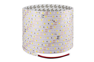China RGB 5m 300 2835 SMD 12v Led Strip Lights Flexible Warm White 850lm/M supplier