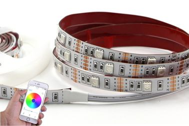 China Aquarium Light App Control Bluetooth LED Strip Colorful For Amusement Park supplier
