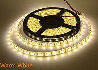 China 12V 24V Flexible 5050 LED Strip Lights Waterproof Brightest Led Strip factory