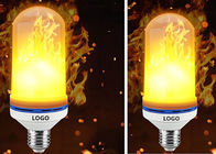 China E27 E26 SMD LED Flame Electric Fire Light Bulbs Flickering Emulation Lamp factory