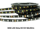 China Unique Dc12v 5050 Smd Rgb LED Strip Lights With CE Certificate company