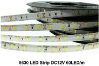 China 5630 DC 12v Led Strip Lights High Brightness Coloured Led Strip Lights factory