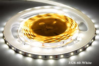 China Custom 5M 3528 SMD Flexible 12 volt led rope lights for Cars Signs company