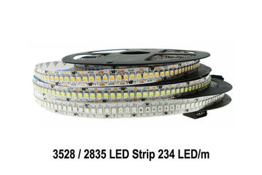China Warm White Led Strip RGB Neon Strip 3528 / 2835 5M 12v Dc Led Strip Lights factory