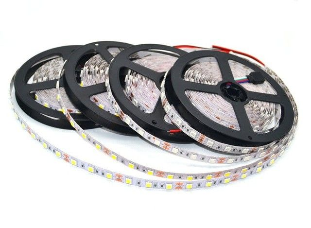 Swimming Pool 12V 24V 5050 Waterproof Led Light Strip Outdoor Rgb Led Tape Light Kit